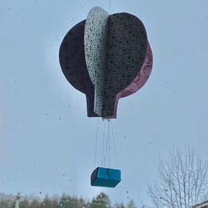 """Kreatives Gestalten """"Heißluftballon"""", 18.02.20"""