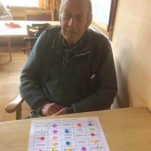 Themen-Bingo, 06.10.20