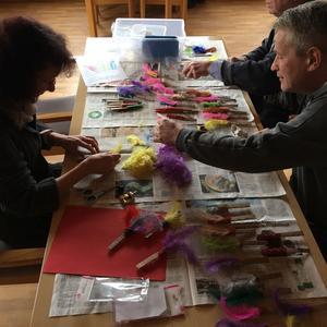"Kreatives Gestalten zum Thema ""Frühling"", 29.01.19-31.01.19"