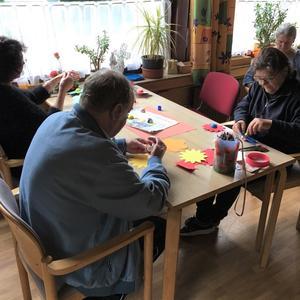 "Kreatives Gestalten ""Blumengirlanden"", 21+22.05.19"