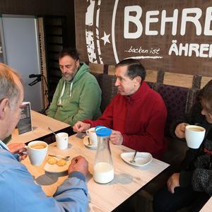 Café besuch, 03.05.19