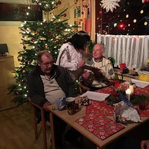Weihnachtsfeier, 19.12.2018